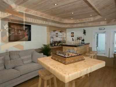 Cabin Bar installation