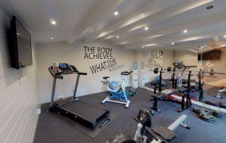 cabin gym