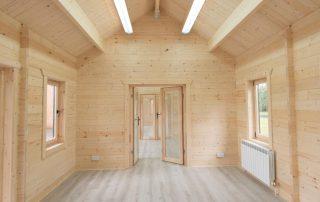 cabin interior for school ireland