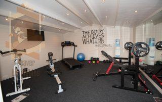 Gym cabins