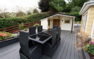 cabin decking in Letterkenny