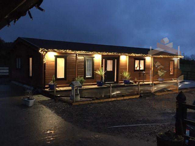 Stunning Lecklin Lodge