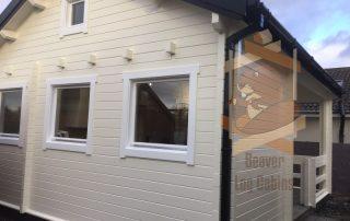 Log Cabin Edelweiss