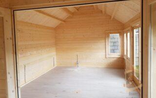Clockhouse Log Cabin Millie