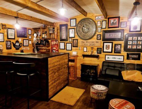 Hendrick Garden Pub