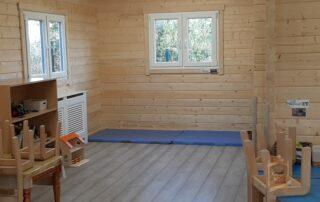 cabin classroom