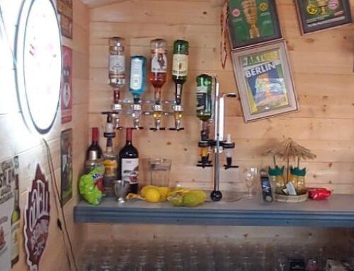Home Cabin Bar in Dublin