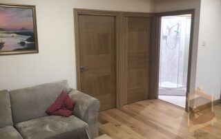 living space for Log Cabin Ballyragget