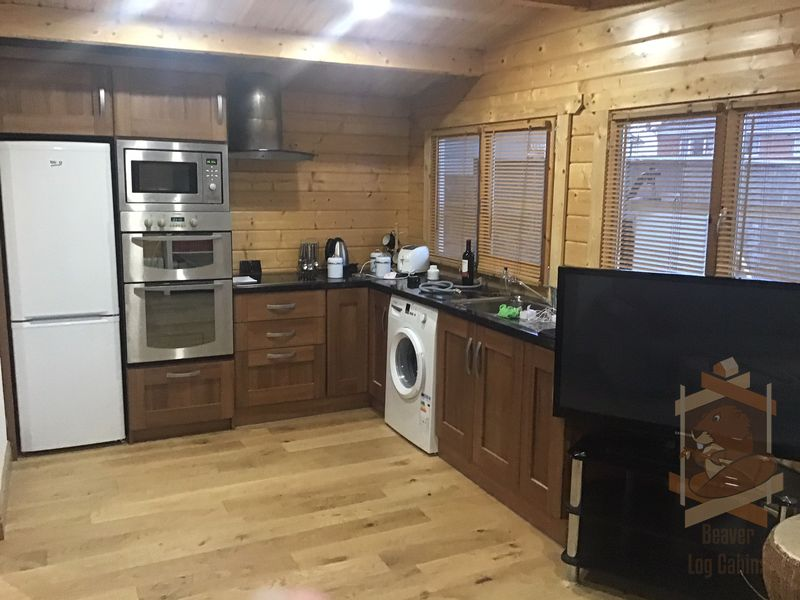 Log Cabin Ballyragget in Co. Louth