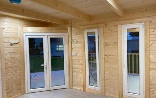 cabin Project in Meath